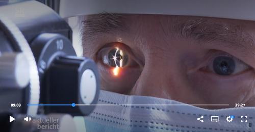 Augenklinik SR Hornhauttransplantation