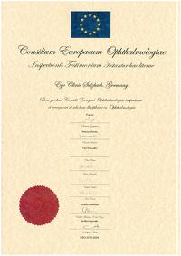 EBO Zertifikat Druckversion