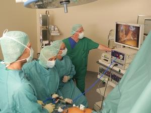 Diät vor einer Gallenblasenoperation